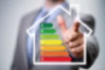 Home energy efficiency chart