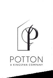 Potton Logo 200mm_CMYK_300dpi - black 4.