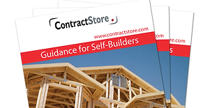 three contract store construction contracts