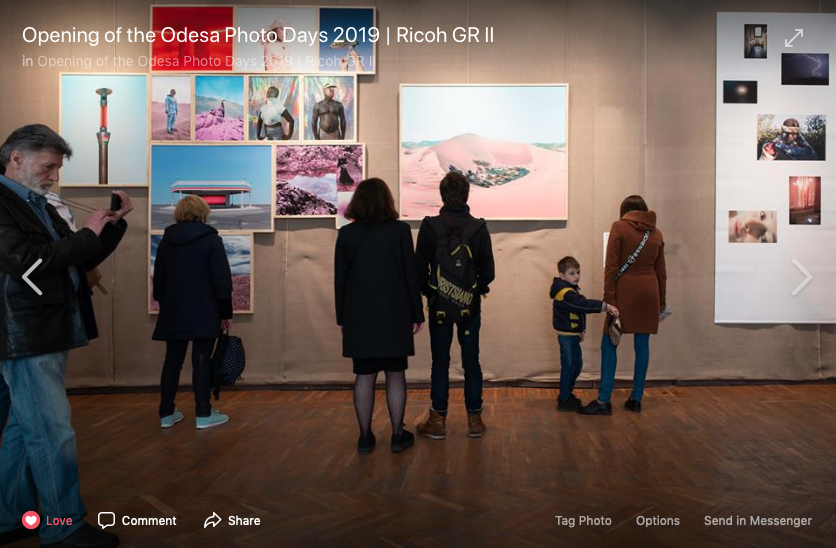 Odesa Photo Days 2019