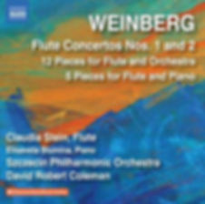 Weinberg CD Claudia Stein