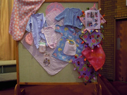 Layette Display