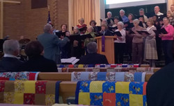Choir and Quilts
