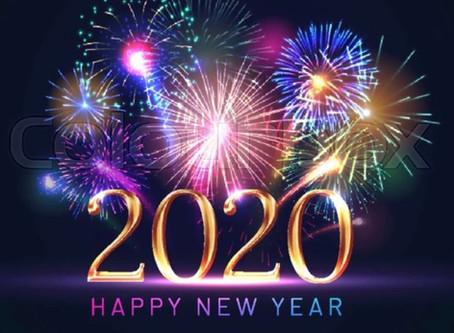 🎉HAPPY NEW YEAR!!
