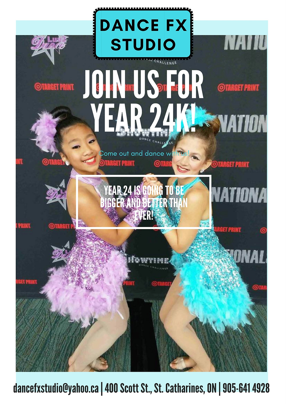 Join us for our biggest dance season yet!