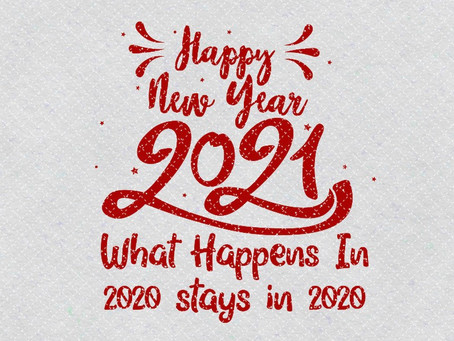 Bring on 2021!!! Happy New Year!! 🎉🥳🍾
