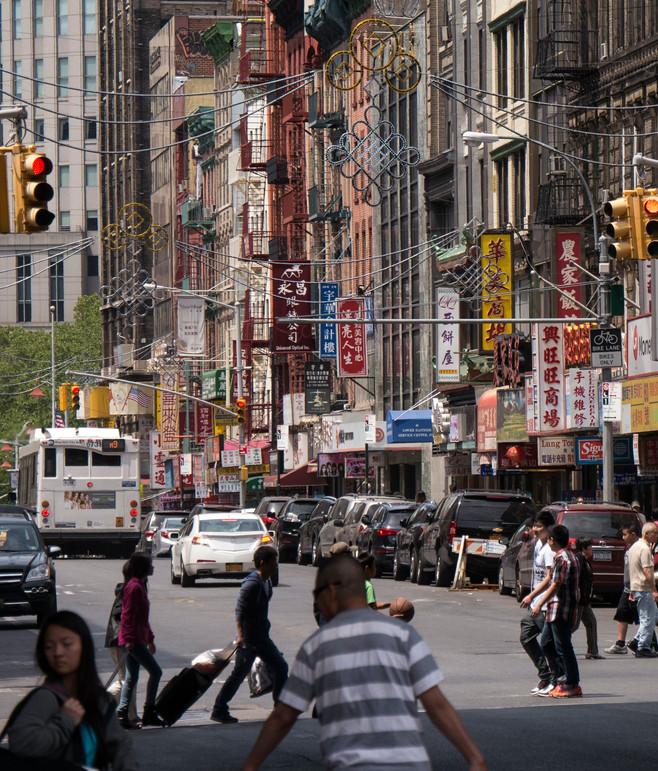 East Broadway, 2015