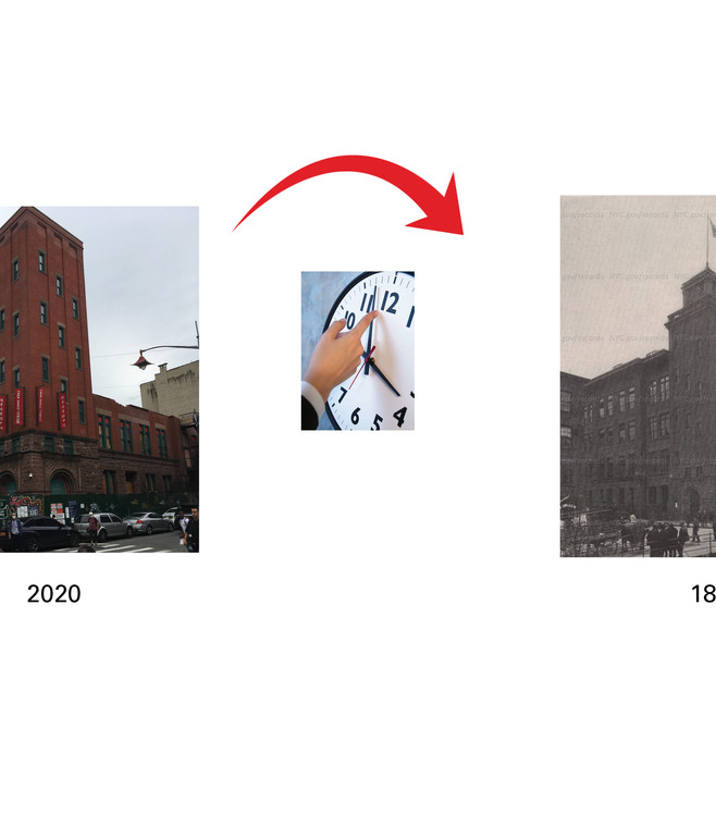 Or should we rebuild according to what C.B.J Snyder built in 1893? With 4 stories instead of 5?