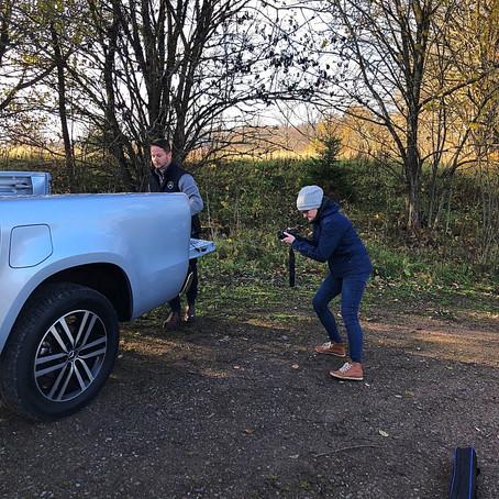 #bakomkameran - Björkholm Bil AB Mercedes-Benz X-klass