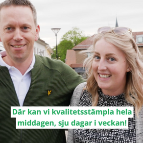 Reportage Producerat här ❤️ REKO-ringen i Falköping