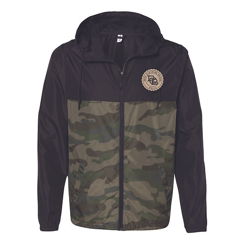 Camo Light Weight WindBreaker