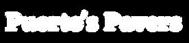 Puerto's Pavers logo