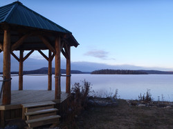 La pourvoirie Cécaurel Lac réservoir Kiamika