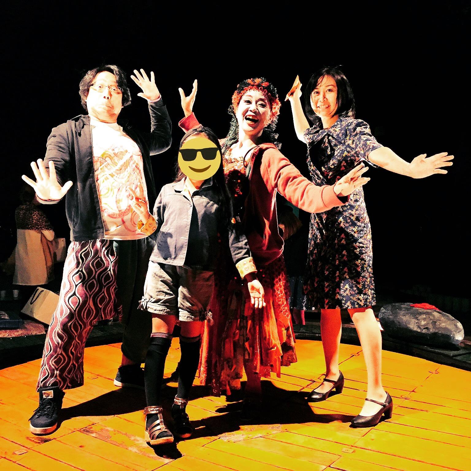 楽市楽座熊本公演2日目を終えて