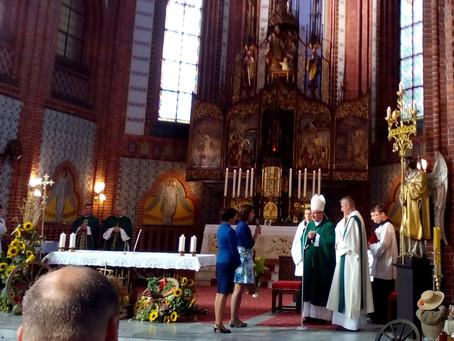 20. výročí otevření Domu sv. Eufrasie
