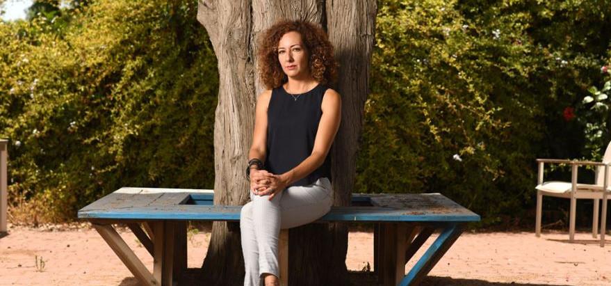 """לירון אזולאי, מנכ""""לית החצר הנשים וחברת הפורום בראיון ל Xnet"""