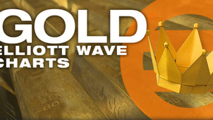 Gold Elliott Wave Charts