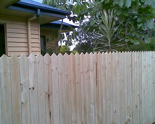 Timber Picket