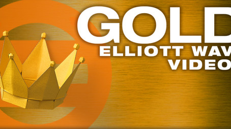 Gold + Silver Elliott Wave Video