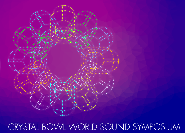 Beautiful Symposium of Crystal Bowl Players Coming to the Mountains