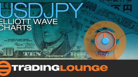 USDJPY Elliott Wave Charts