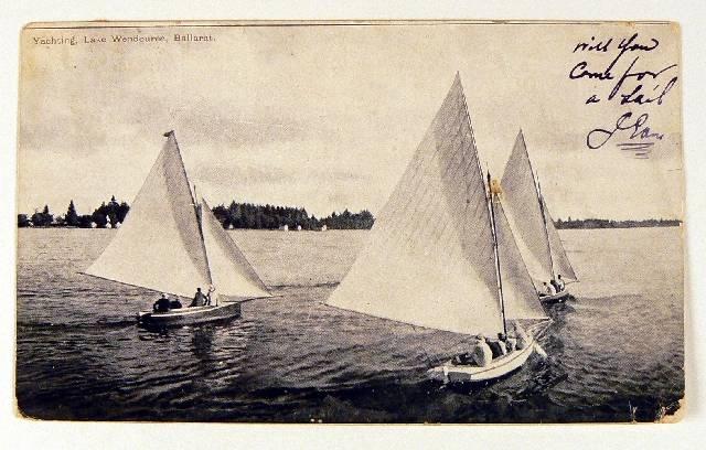 Lake Wendouree - 1930-40
