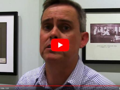 Greg Borschman interviews Michael Paag