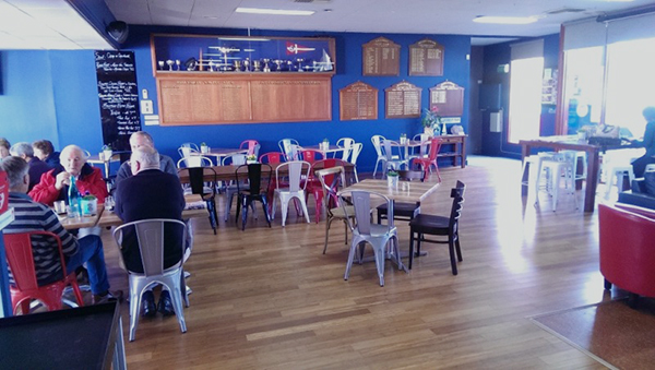 BYC Cafe is an ideal venue for functions