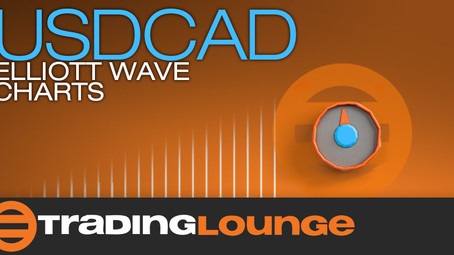 USDCAD Elliott Wave Charts