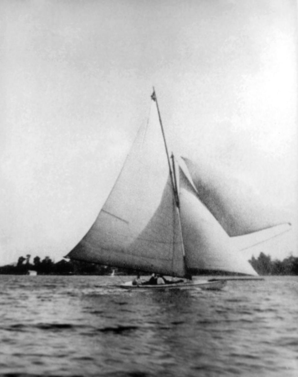 Lake Wendouree 1920-30
