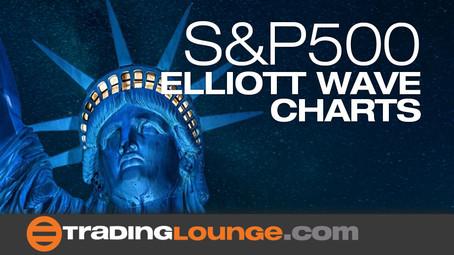 S&P500 Elliott Wave Charts