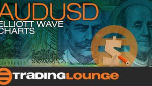 AUDUSD Elliott Wave Charts