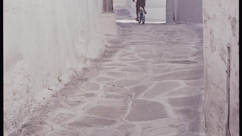 Santorini ride