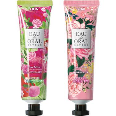 Eau de Oral Saveur Toothpaste - Rose Min