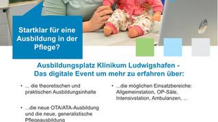Online Event Pflege und Medizin am 24.06.2021, 19 Uhr