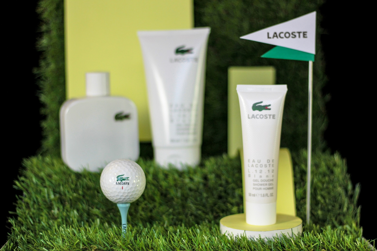 new lower prices most popular best wholesaler Lacoste - Hole in one | clementgaumont