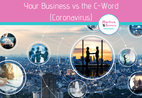 Your Business vs the C-Word (Coronavirus)