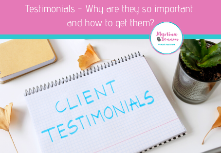Testimonials - Why are they so important and how to get them?