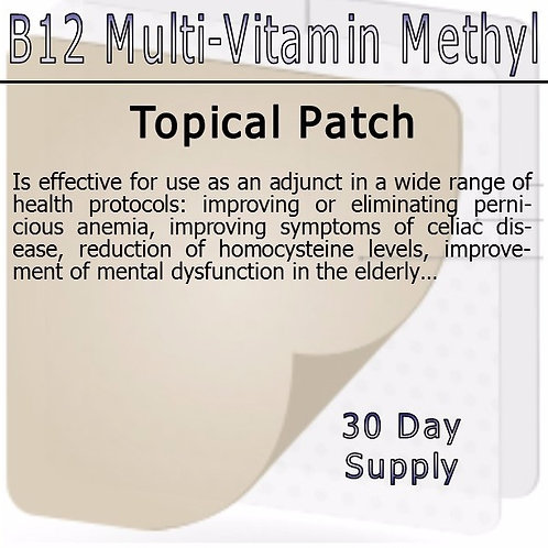 B12 Multi-Vitamin Methyl