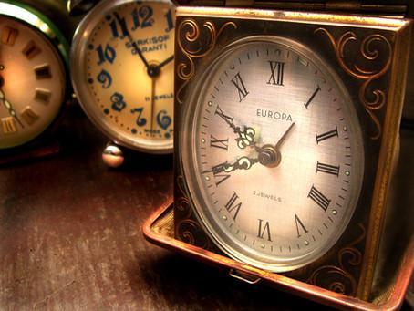 Который час? Часть I