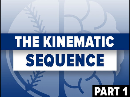 The Kinematic Sequence - Proximal to Distal (Part 1)