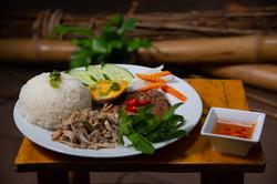 Special Pork Rice