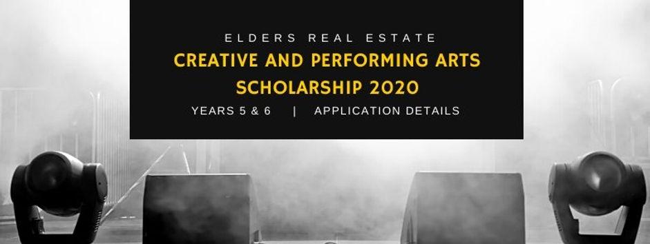 CAPA Scholarship 2020 Application Detail