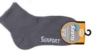 Boys' Grey Socks