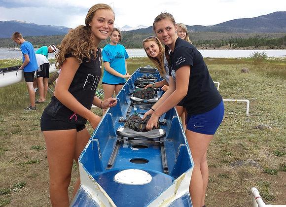 NoCo Junior Crew: Intro to rowing 2021