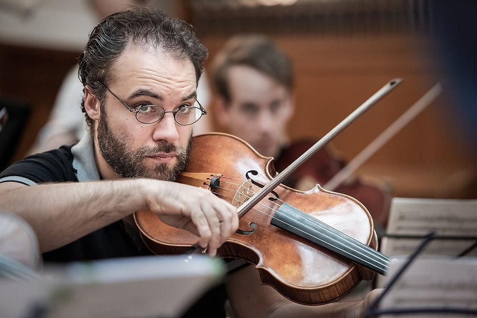Kammerorchester I TEMPI, Pietro Fabris, Basel, Gharabekyan