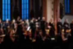 Kammerorchester I TEMPI, Carmignola, Gharabekyan in Basel
