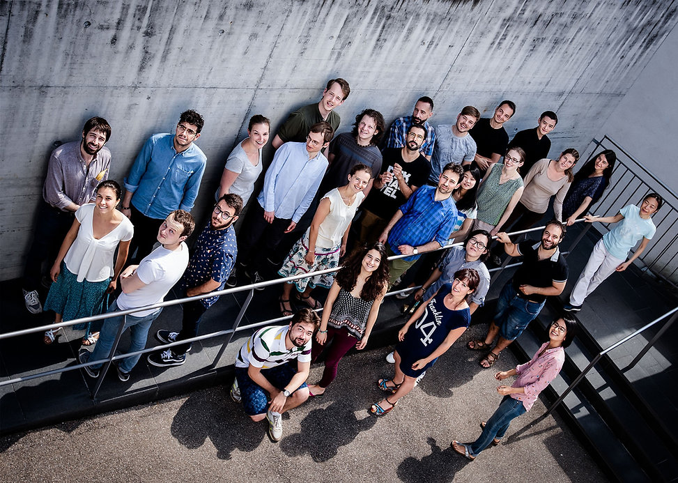 Kammerorchester I TEMPI Basel Gruppenfoto