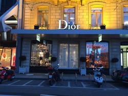 Chrome Dior