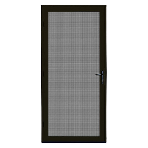 PolarBear Tech Storm Door with Security Screen